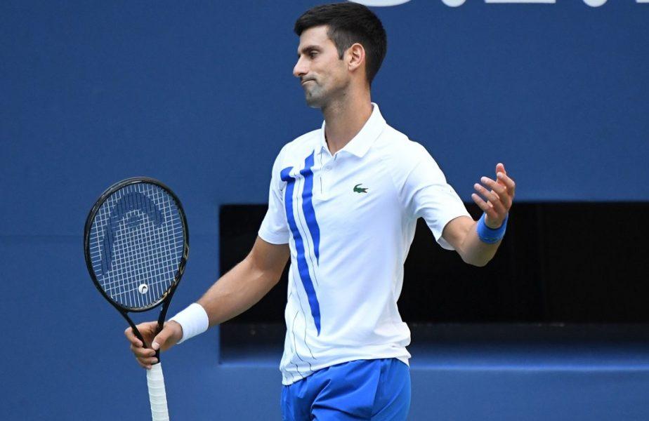 Amendă uriaşă pentru Novak Djokovic după ce a lovit o arbitră. Sârbul este bun de plată şi poate avea de suferit şi pe viitor!