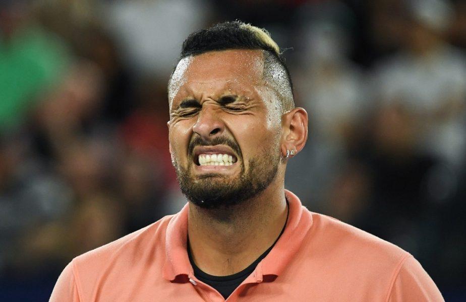 """Nick Kyrgios a răbufnit în scandalul momentului din tenisul mondial! """"Câţi ani aş fi fost eu suspendat dacă eram în locul lui Djokovic?"""""""