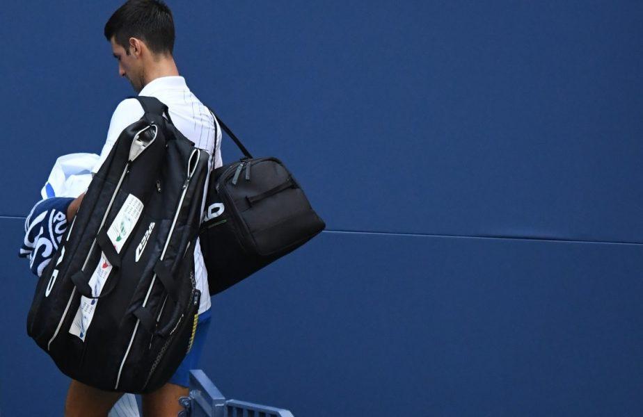 """Alexander Zverev, declaraţie tare după descalificarea lui Novak Djokovic: """"De-abia acum devine interesant turneul"""""""