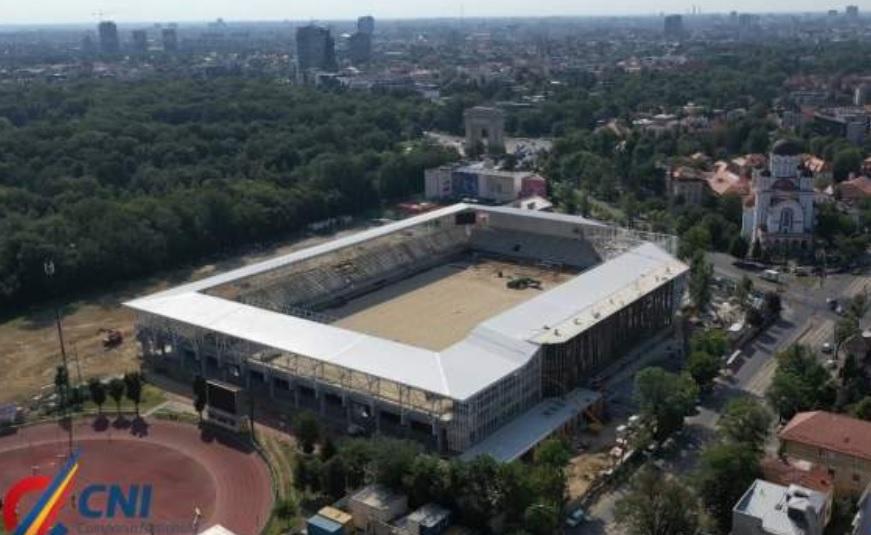 """Noi probleme pentru Becali! FCSB, """"interzisă"""" pe stadionul Arcul de Triumf"""
