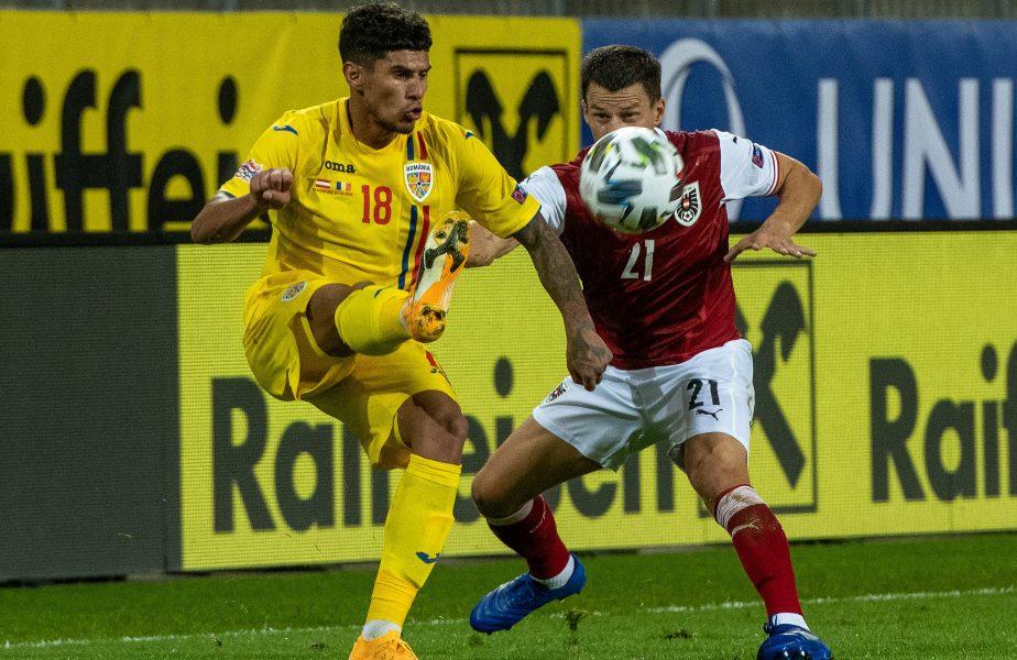 Austria – România 2-3 | Se naşte o nouă naţională! Victorie uriaşă pentru tricolori! Prima victorie a lui Rădoi