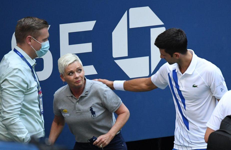 Dramă teribilă pentru arbitra care a contribuit la descalificarea lui Djokovic. Fanii nu au ţinut cont şi au ameninţat-o cu moartea