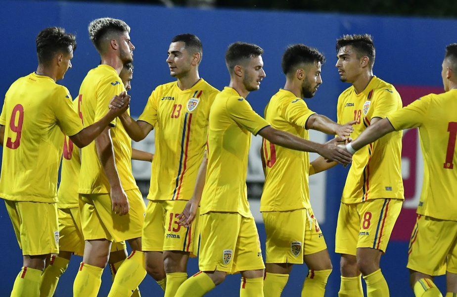 Malta U21 – România U21 0-3. Adi Mutu, neînvins pe banca naţionalei de tineret. Man, Costache şi Haruţ au înscris golurile victoriei!