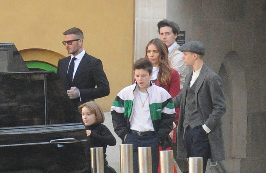 David Beckham și familia, speriați că ar fi împrăștiat noul coronavirus. Petrecerea de 100.000 de lire sterline!