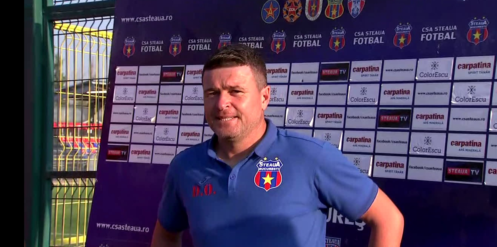 Daniel Oprița amenință că pleacă de la CSA Steaua