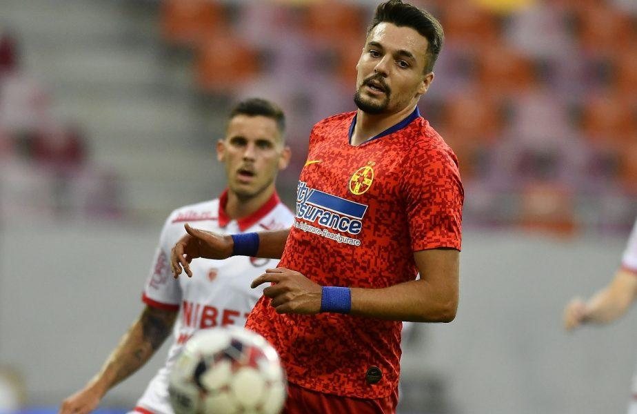 Dinamo pregăteşte lovitura perioadei de mercato! Vrea să îl fure pe Adrian Petre, de la FCSB