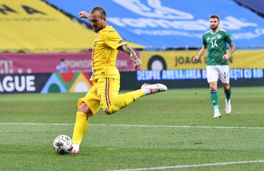 """Astra a anunţat preţul lui Denis Alibec, după golul cu Austria: """"Ne dorim să scoatem investiţia!"""""""