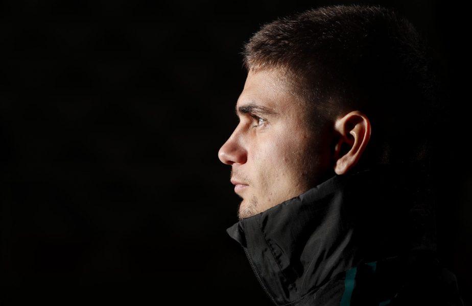"""Promisiunea pe care Răzvan Marin a făcut-o la prezentarea oficială: """"Mă consider genul ăsta de jucător!"""" Cuvinte superbe despre Hagi"""
