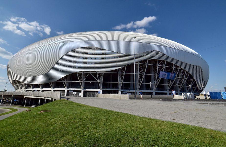 Fanii au votat. Stadionul Ion Oblemenco este numărul unu în România. Clasamentul final