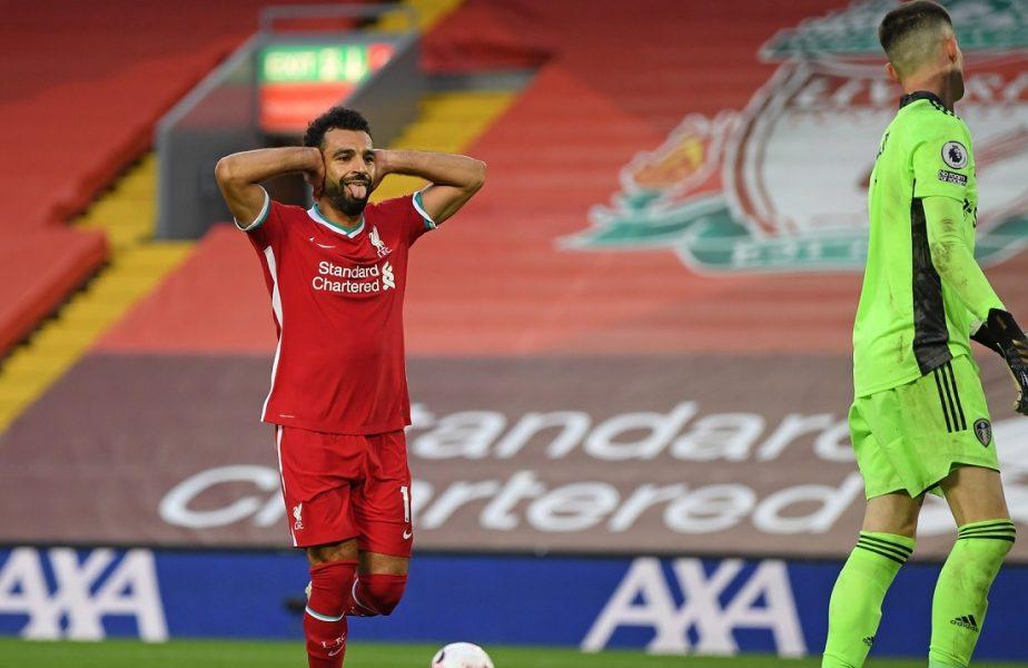 Start de senzație în Premier League. Liverpool, salvată de hat-trick-ul lui Salah. Rezultatele primei zile