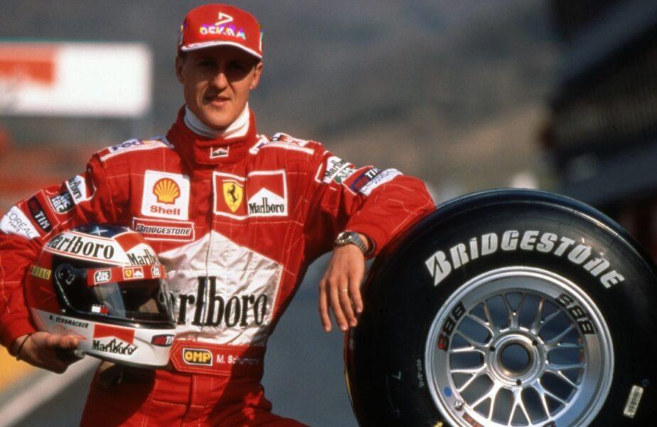 """Noi detalii despre starea lui Michael Schumacher. """"L-am văzut pe Michael săptămâna trecută. Aştept momentul să fac ceva concret"""""""