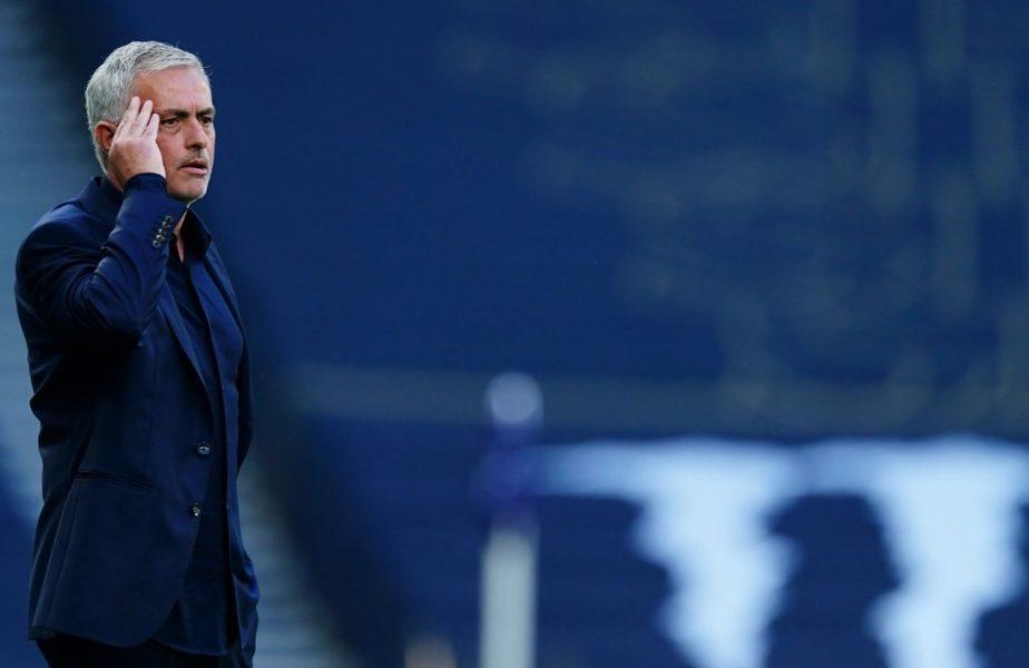 Jose Mourinho, record negativ înaintea posibilei înfruntări cu FC Botoșani! Prima înfrângere din istorie la debutul unui sezon de Premier League