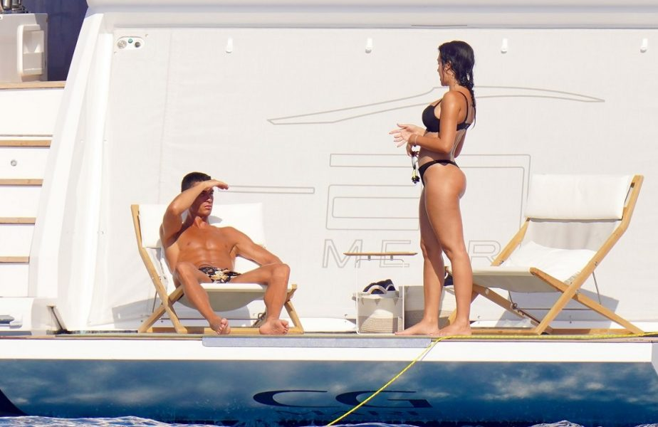 Cristiano Ronaldo a cumpărat cel mai scump inel de logodnă din lume. Cum arată bijuteria care a ajuns pe degetul Georginei!