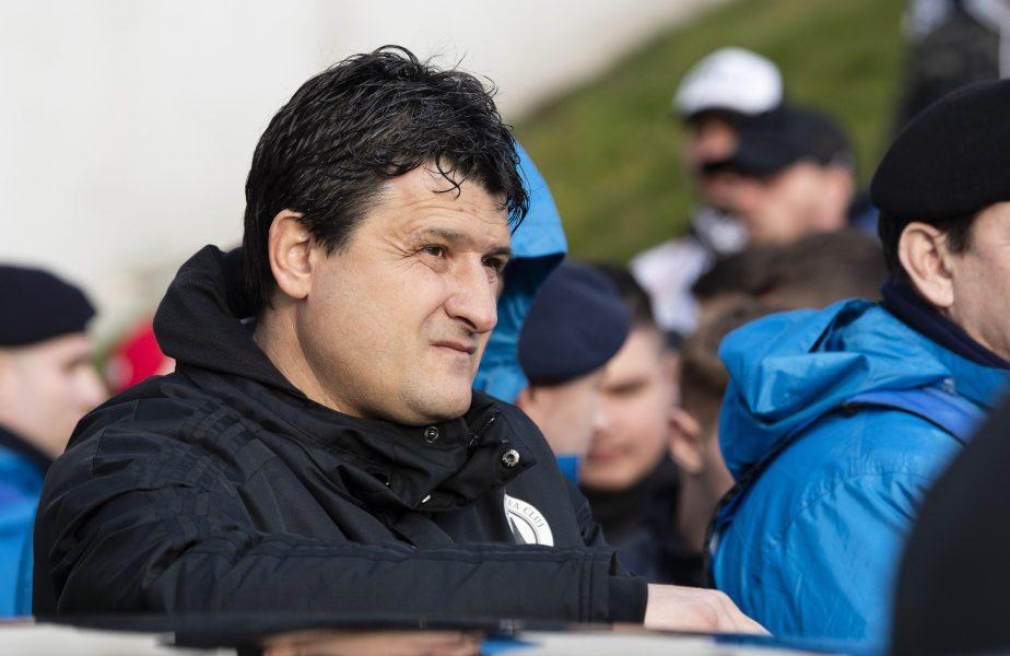 Tamaş a rămas fără antrenor! Adrian Falub şi-a dat demisia de la U Cluj, după startul de sezon dezastruos