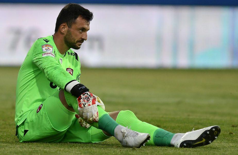 """Straton, dărâmat după ce a plecat de la Dinamo: """"Îmi venea să plâng de nervi! Creşti un copac şi îl tai de la rădăcină. Asta au făcut cu mine"""""""