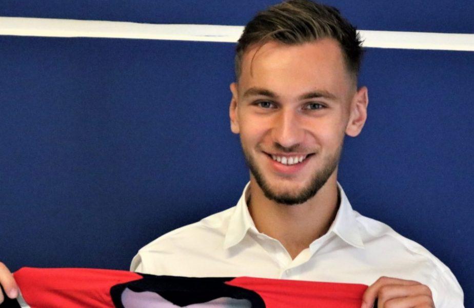 Denis Drăguş a ajuns în Serie A! Anunţul oficial făcut de club. Detaliile mutării