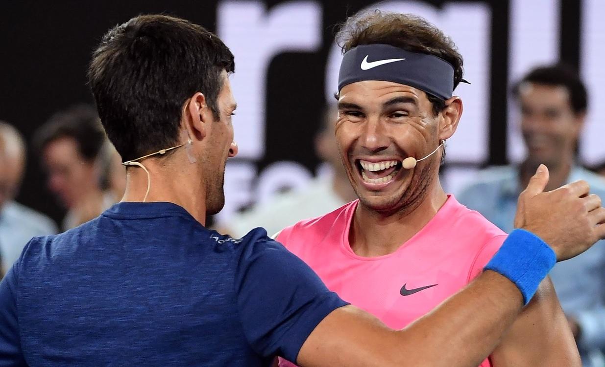 """Reacţia lui Rafael Nadal după nebunia trăită de Djokovic, la US Open. """"Nimic nou aici"""""""