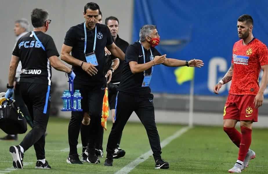 EXCLUSIV | Bogdan Vintilă rămâne acasă. Cine va fi antrenorul lui FCSB împotriva sârbilor de la Backa Topola!