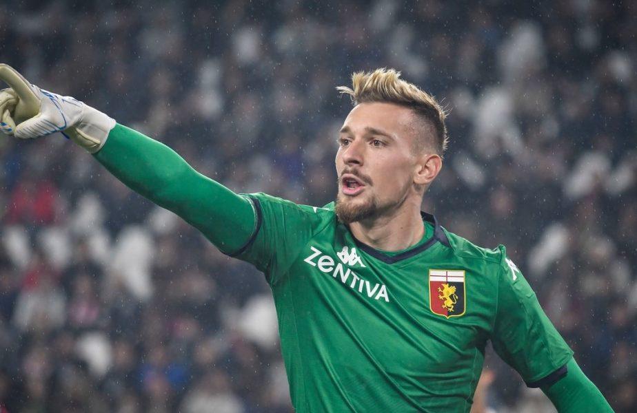 Ionuț Radu a debutat în poarta lui Inter! Victorie clară a italienilor într-un amical cu Lugano