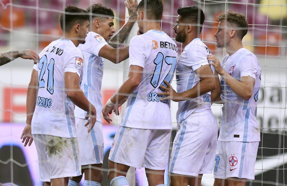 """""""Pariul"""" lui Becali, făcut praf de o fostă legendă a clubului! Cine ar trebui să fie folosit titular în atacul FCSB"""