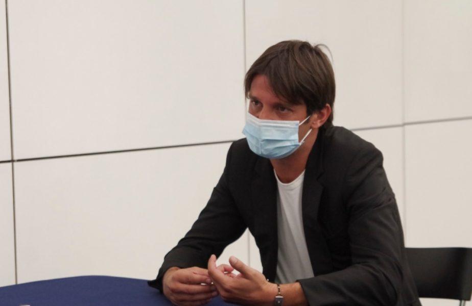 Cristi Chivu și-a luat licența PRO la Coverciano! A fost coleg cu antrenorul lui Juventus