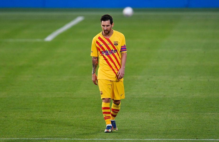 Nici Lionel Messi nu scapă de restricțiile de călătorie. Ar putea rata primele trei etape din La Liga