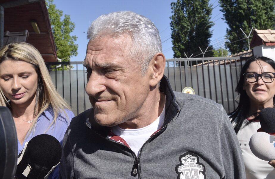 """Columbienii l-au eliberat imediat din arest pe Ioan Becali când au aflat cine e soţia lui. """"De ce n-ai zis, mă?"""""""