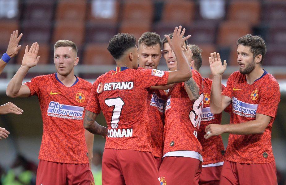 NEWS ALERT | FCSB, dezintegrată de coronavirus! Încă trei jucători au fost testaţi pozitiv: Florin Tănase, Iulian Cristea şi Darius Olaru