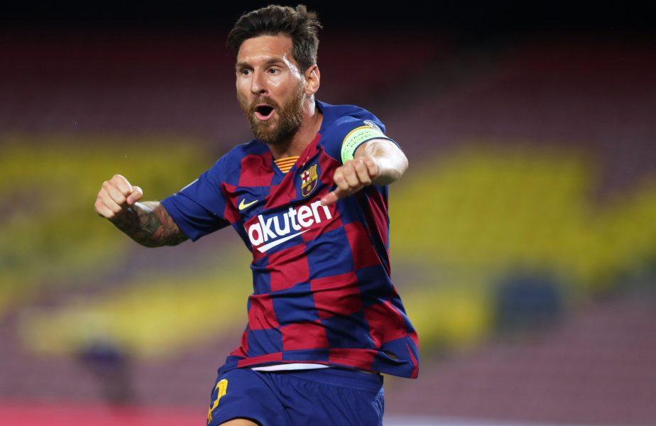 VIDEO | Dreptul nu-l are doar să se urce în tramvai:)! Gol FABULOS reuşit de Messi, jucătorul numărul 1 de la Barcelona