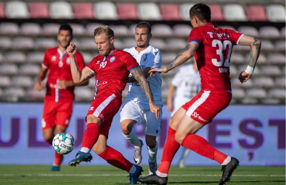 Botoșani – Shkendija 0-1. Și Mourinho nu mai vine… Dezastru în Moldova