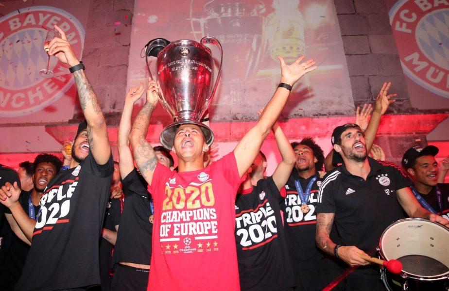 Se face! Thiago Alcantara va fi noul mijlocaș al lui Liverpool. Ce sumă va încasa Bayern pentru jucătorul spaniol