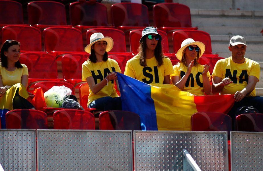 Veste uriașă primită de Simona Halep. 1000 de fani o vor putea urmări la meciuri. Anunțul făcut de ministrul Sportului