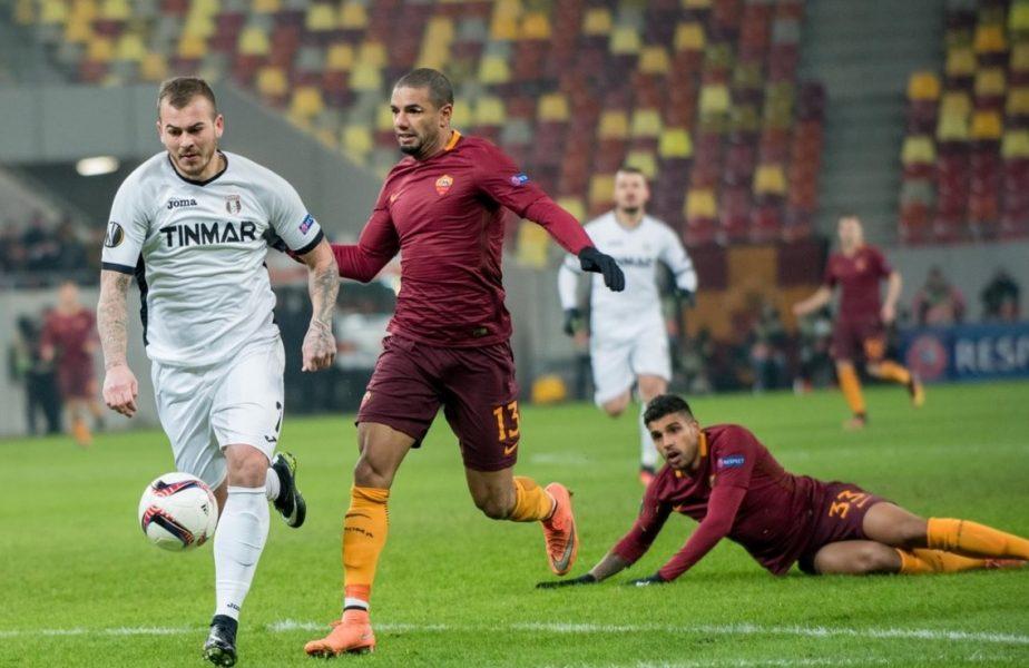 Astra Giurgiu – CFR Cluj 0-2. Victorie fără emoții pentru campioni! Echipa lui Dan Petrescu trece pe primul loc în Liga 1