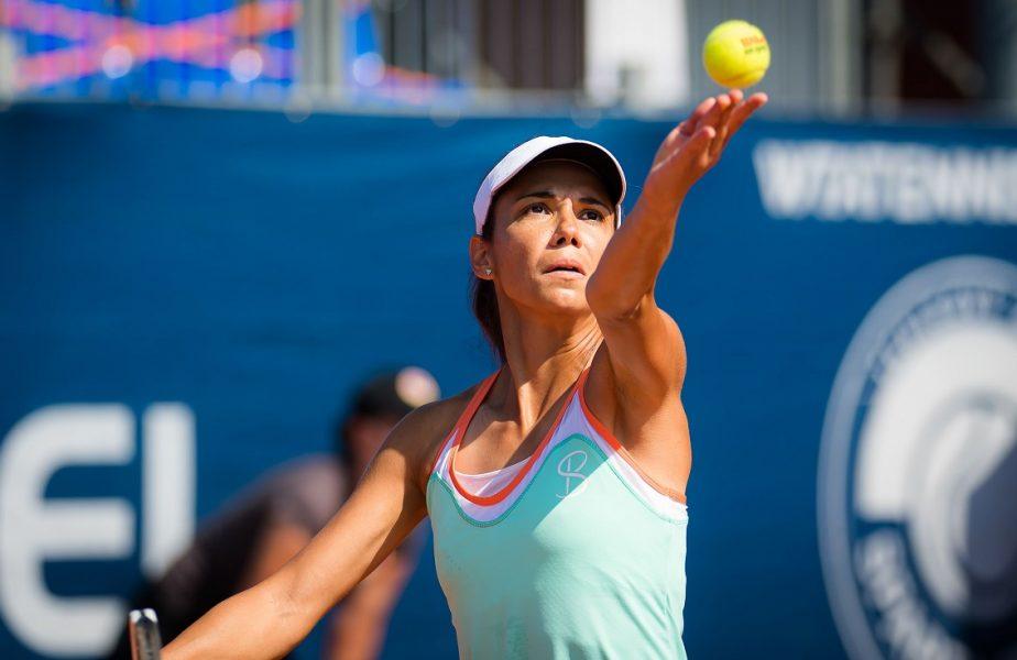 Performanţă remarcabilă reuşită de Raluca Olaru. Va juca finala de dublu a turneului de la Roma!