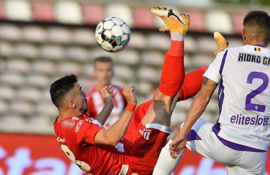 UTA Arad – Poli Iași 2-3. Goluri incredibile, la Arad. Gazdele rămân fără victorie în Liga 1