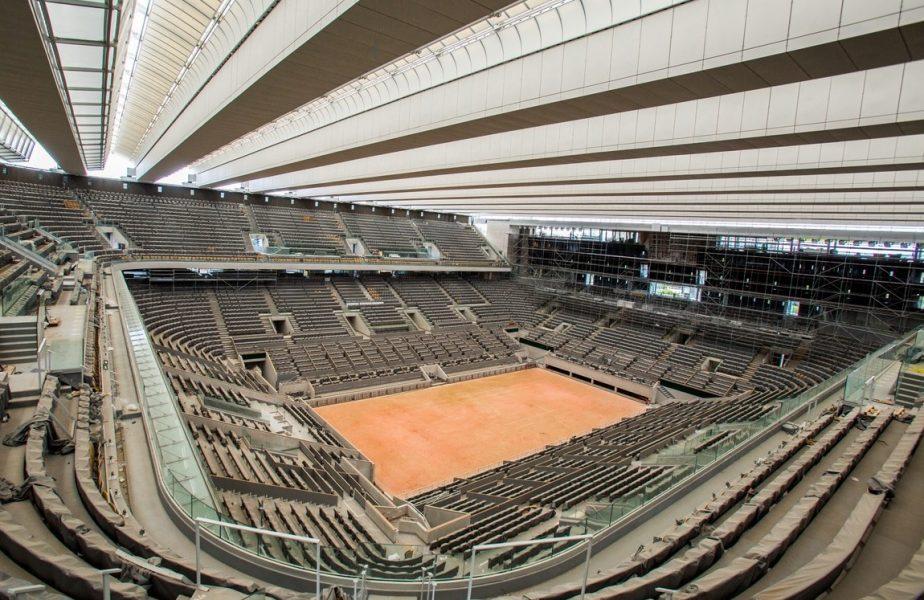 Pandemie în Franța! Coronavirusul face ravagii înainte de începerea calificărilor pentru Roland Garros. Cinci jucători excluși de pe tabloul principal