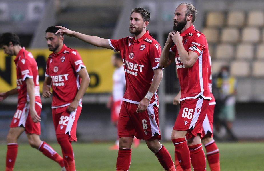 LIVE TEXT | Gaz Metan Mediaș – Dinamo București 1-3. Spaniolii lui Contra s-au descătuşat şi au dat recital! Prima victorie a alb-roşiilor din acest sezon
