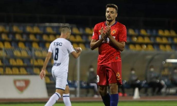 Adrian Petre, atacantul fără şut! Cifre dezastruoase în meciul cu FC Argeş