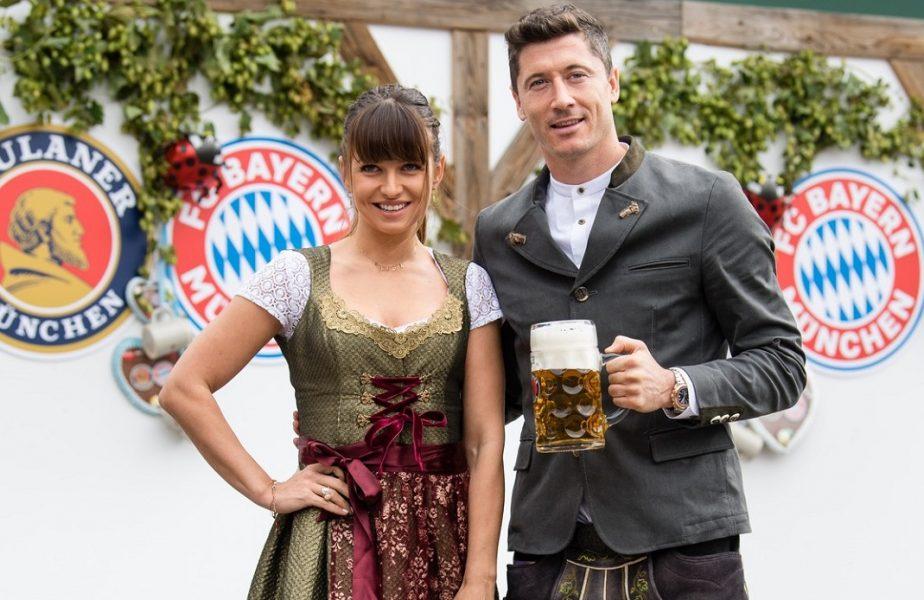VIDEO   Au curs râuri de bere la campioana Europei. Nici nu a mai fost nevoie de Oktoberfest!
