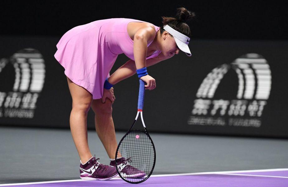 Decizie surprinzătoare luată de Bianca Andreescu. Jucătoarea cu origini româneşti s-a retras de la Roland Garros. Motivul invocat!