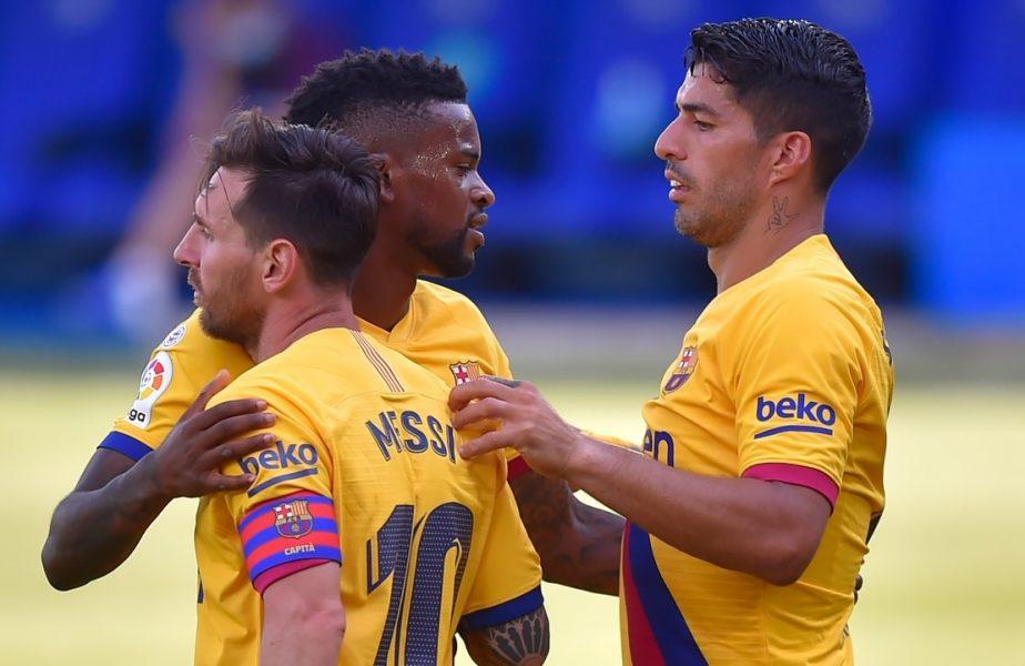 Oficial | Nelson Semedo a plecat de la Barcelona! Cât a plătit Wolverhampton pentru fundaşul catalanilor