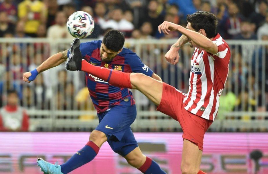 OFICIAL | Luis Suarez s-a transferat la Atletico Madrid. A părăsit în lacrimi cantonamentul Barcelonei