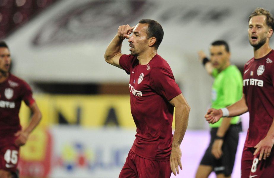 """Djurgarden – CFR Cluj, 0-1.  """"Veni, vidi, Vinicius!"""" CFR câștigă prin golul """"Mondialului"""" Paulo. Ardelenii dau peste Kuopion Palloseura în play-off"""
