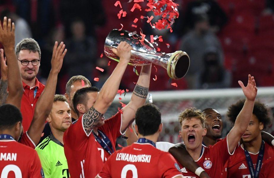 Bayern Munchen, de neoprit în Europa! Ce record a stabilit echipa lui Flick după victoria în fața Sevillei
