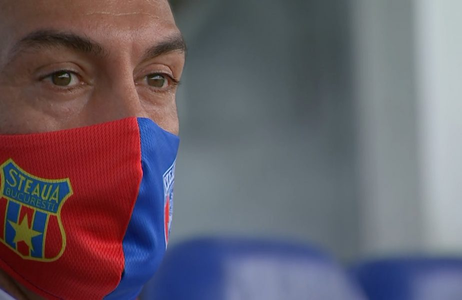 VIDEO | Ilie Dumitrescu s-a întors, după un deceniu, în Ghencea. A vizitat noul Stadion Steaua. De ce nu îşi doreşte ca un sector al tribunei să-i poarte numele