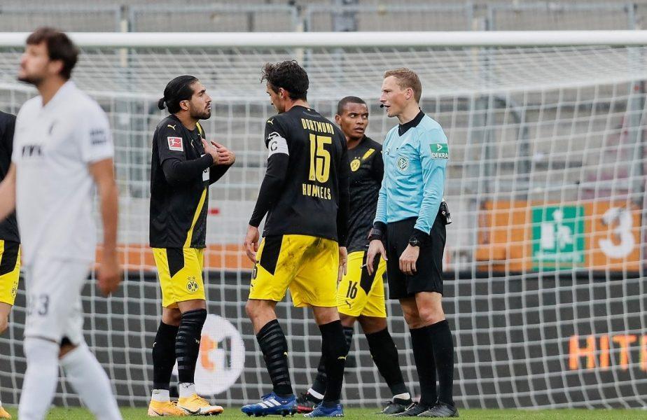 Jucătorii Borussiei Dortmund