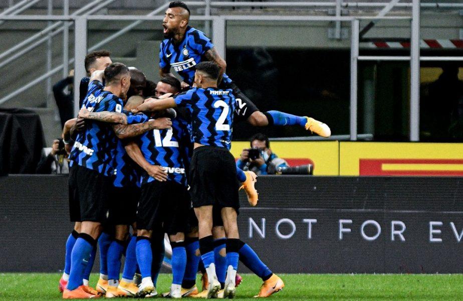 Inter – Fiorentina 4-3. Meci incredibil pe Meazza. Jucătorii lui Conte erau conduşi în minutul 87, dar au avut o revenire uluitoare!