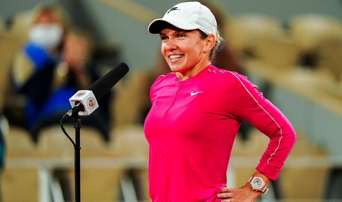 """Simona Halep, prima reacție după debutul perfect de la Roland Garros. """"Am avut record de 'scurte'"""". Motivul pentru care a apelat la planul B"""