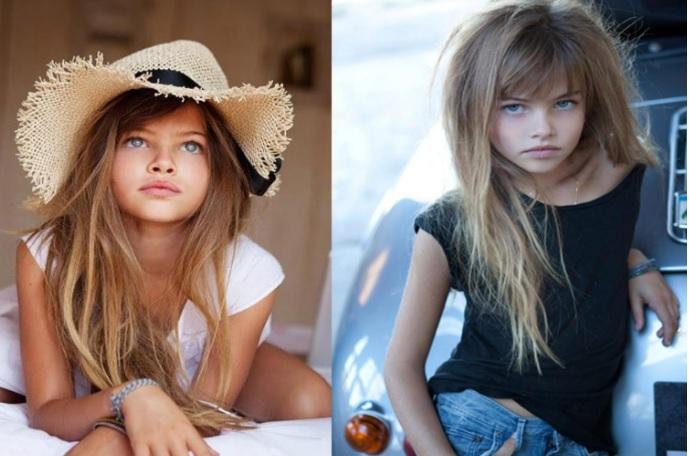 Cum arată acum cea care în urmă cu 13 ani a fost declarată cel mai frumos copil din lume