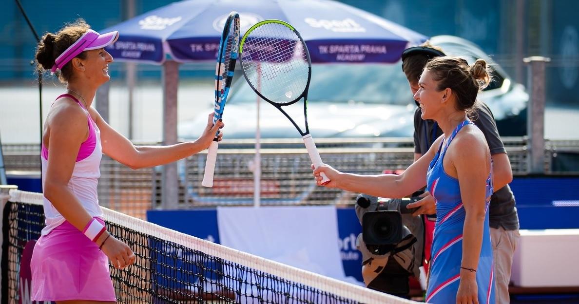 """Simona Halep – Irina Begu, duelul prietenelor din România, la Roland Garros. """"Simo"""" nu a pierdut decât un set în precedentele 7 întâlniri"""